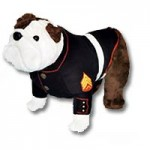 Chesty Bulldog Plush