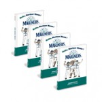 Hello, Mariner Moose! 4 Pack