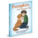 Pumpkin the Therapy Dog
