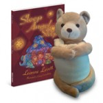 Sleep Angel Sleep Book and Bear Combo