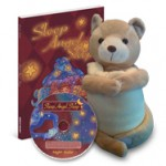 Sleep Angel Sleep Book, Bear, & CD Combo