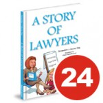 A Story of Lawyers - 24 count