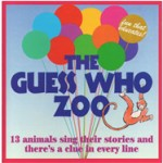 Guess Who Zoo CD