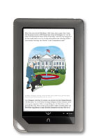 eBook eReaders Nook iPad iPhone Kindle