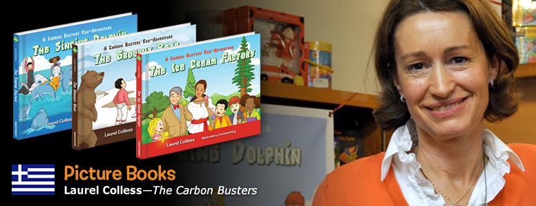 Laurel Colless a Mascot Books Children's Book Publishing Author
