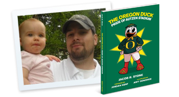 The Oregon Duck by Jake Stone