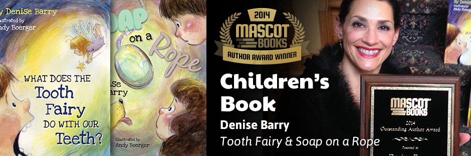 Tooth Fairy Soap On A Rope by Denise Barry