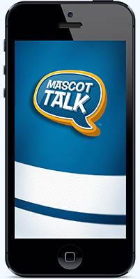 Mascot Talk App