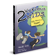 2 Kurious Kids – Egypt