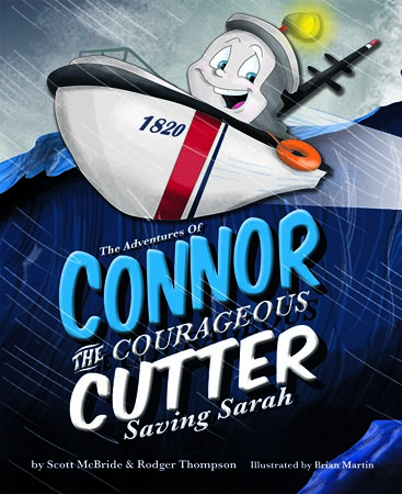 The-Adventures-of-Connor-the-Courageous-Cutter-Saving-Sarah