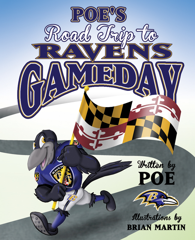 Poe'sRoadTripToRaven'sGameday_Amazon