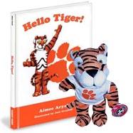 Clemson Tiger Mascot Combo