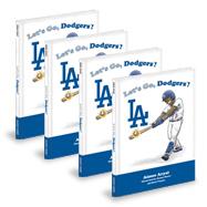 Let's Go, Dodgers! 4 Pack