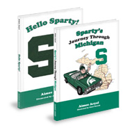 Michigan State Book Set