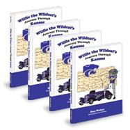 Willie's Journey Through Kansas 4 Pack