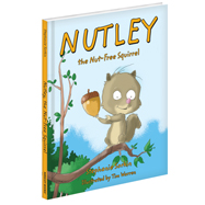 Nutley the Nut-Free Squirrel