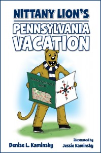 NittanyLion'sPennsylvaniaVacation_Amazon