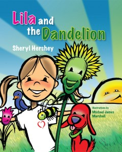 LilaAndTheDandelion_Amazon