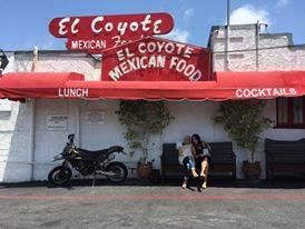 el coyote front