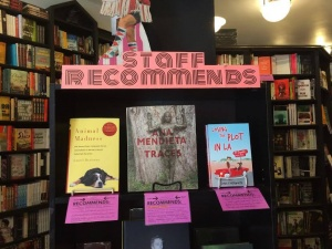staff recommends