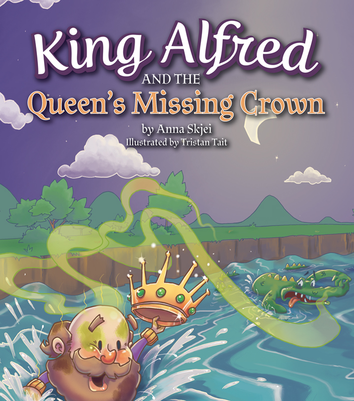 KingAlfred&TheQueensMissingCrown_Amazon