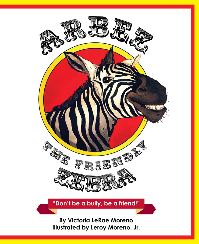 ArbeztheFriendlyZebra_Cover
