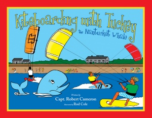 KiteboardingWithTuckeyTheNantucketWhale_Amazon