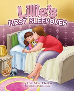 Lillie'sFirstSleepover_Amazon