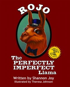 RojoPerfectlyImperfectLlama_Amazon
