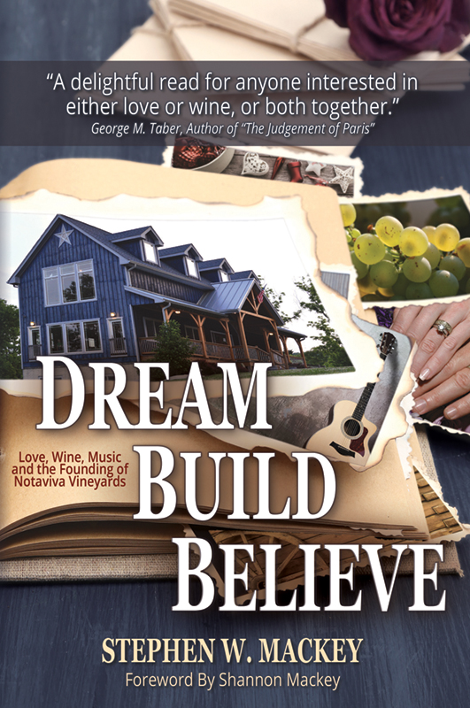 Dream,Build,Believe_Amazon