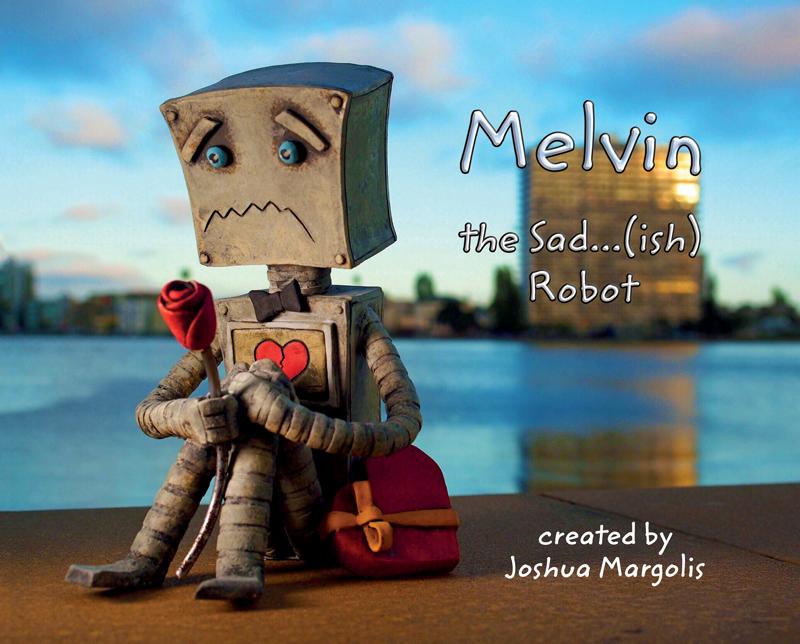 MelvinSadishRobot_Cover