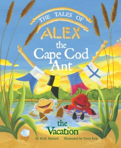 thetalesofalexthecapecodant-thevacation_amazon