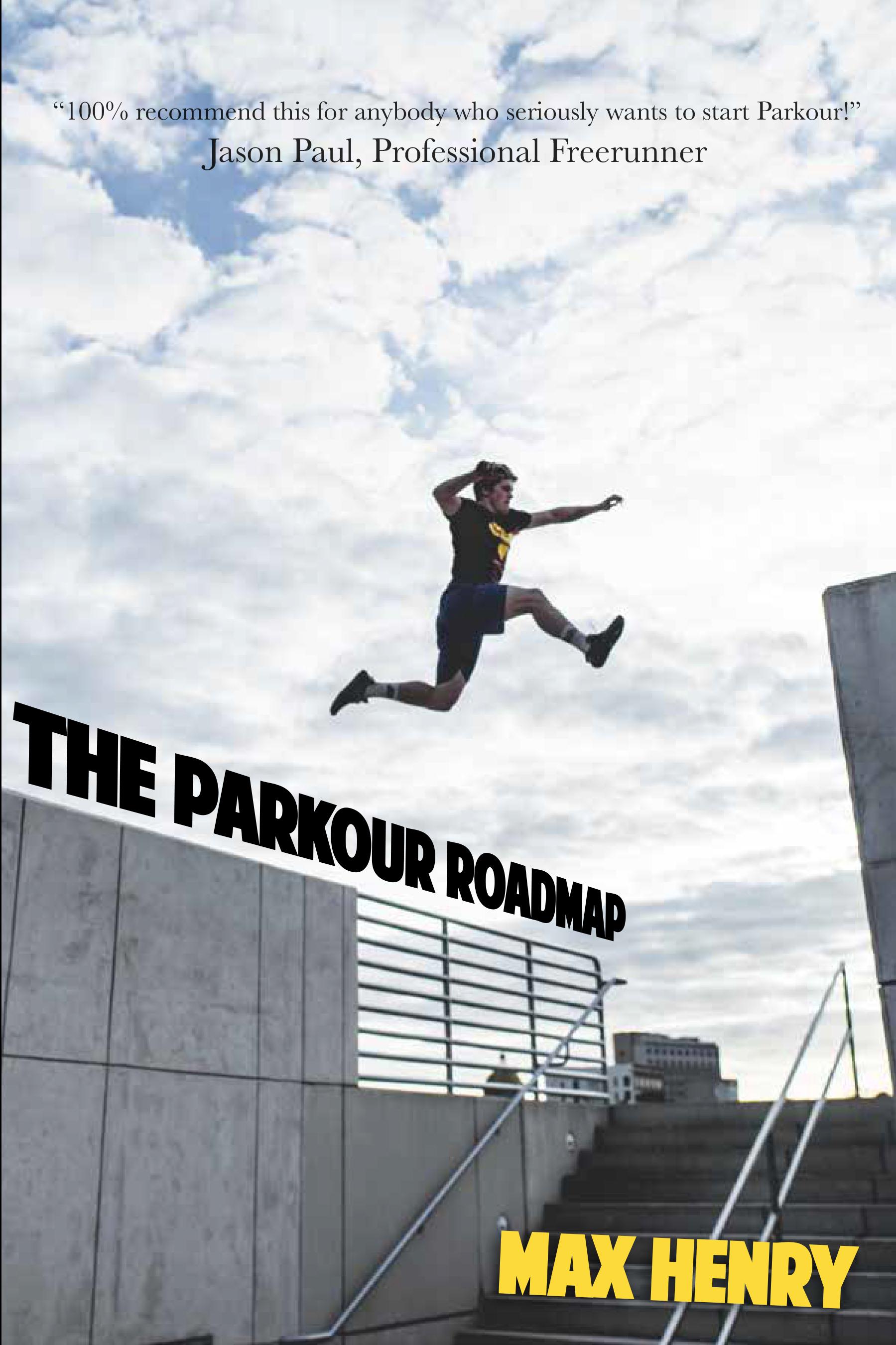 TheParkourRoadmap_Amazon