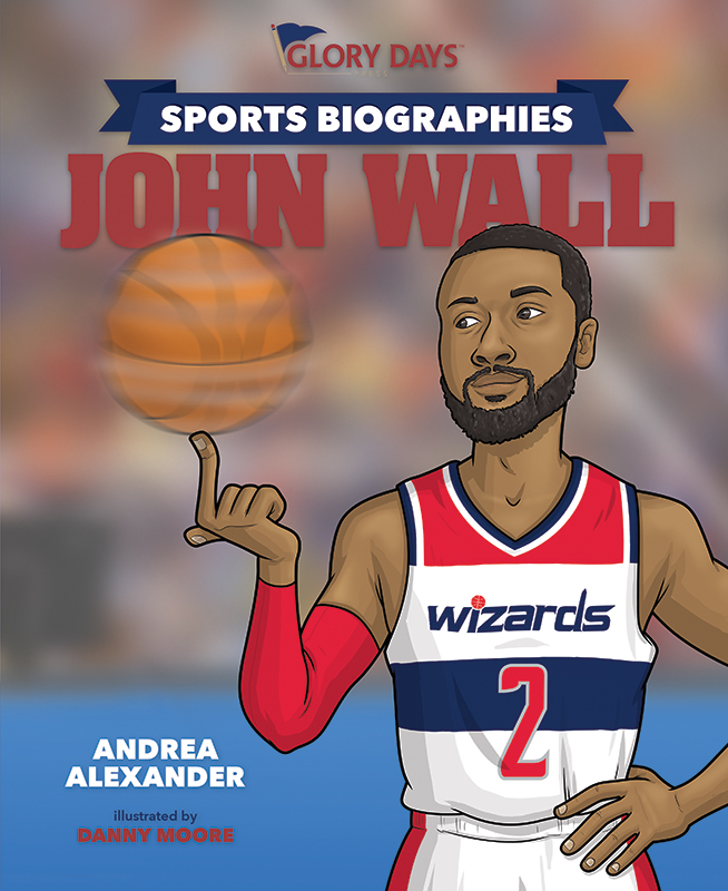 GloryDays-JohnWall_Amazon