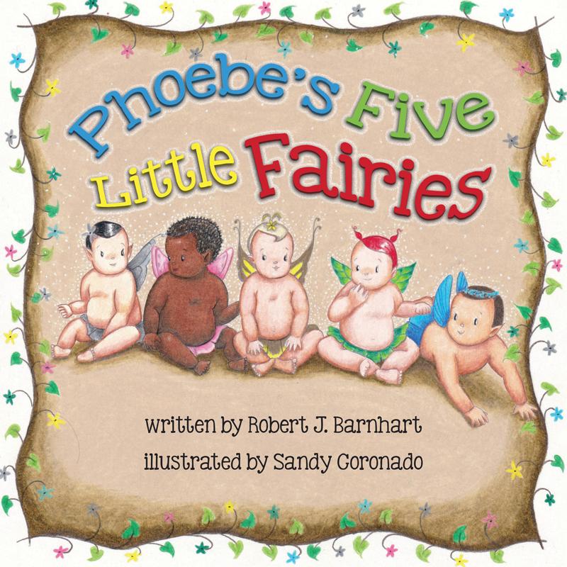 PhoebeFiveFairies_Cover