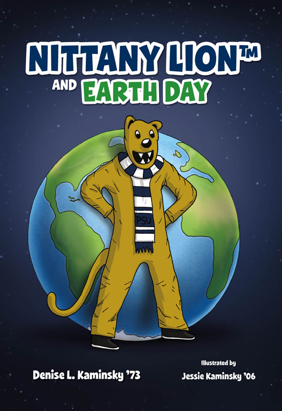 NittanyLionEarthDay_Cover