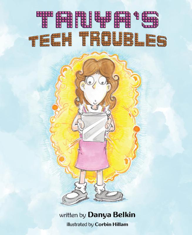 TanyaTechTroubles_cover