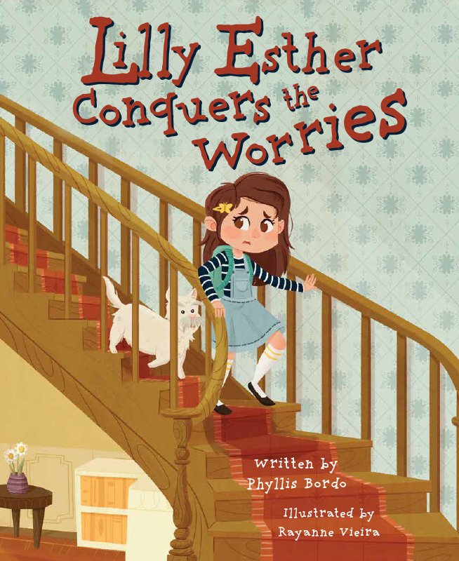 LillyEstherConquersTheWorries_Amazoncover