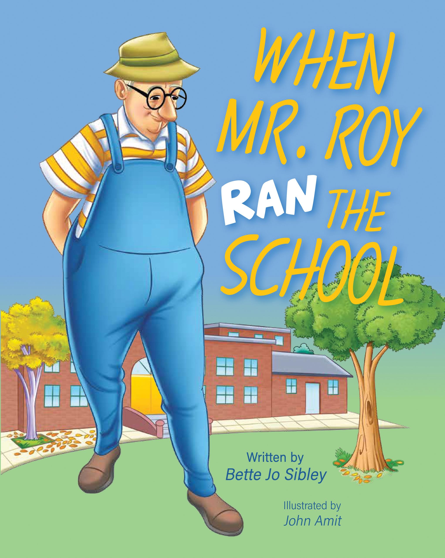 WhenMrRoyRanTheSchool_amazon