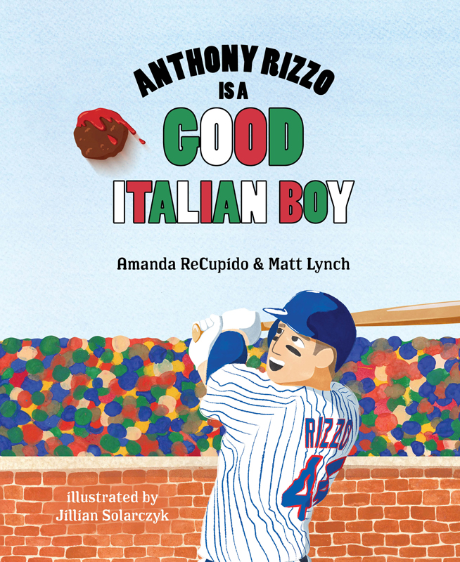 AnthonyRizzoGoodItalianBoy_Cover