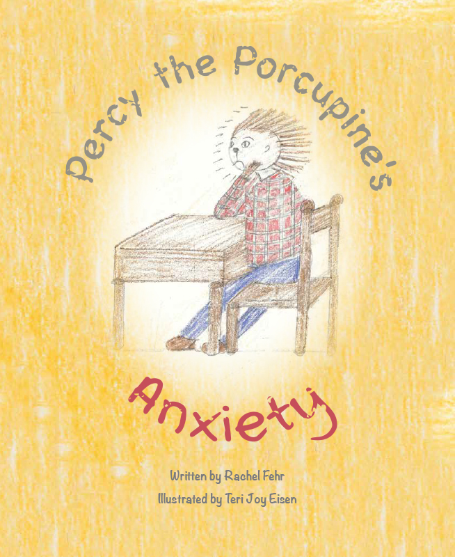 Percy the Porcupine's Anxiety_AmazonCover