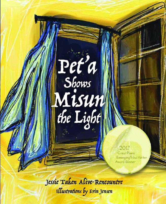 Pet'a Shows Misun the Light_coverAmazon