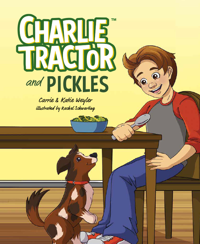 CharlieTractorPickles_WebCover