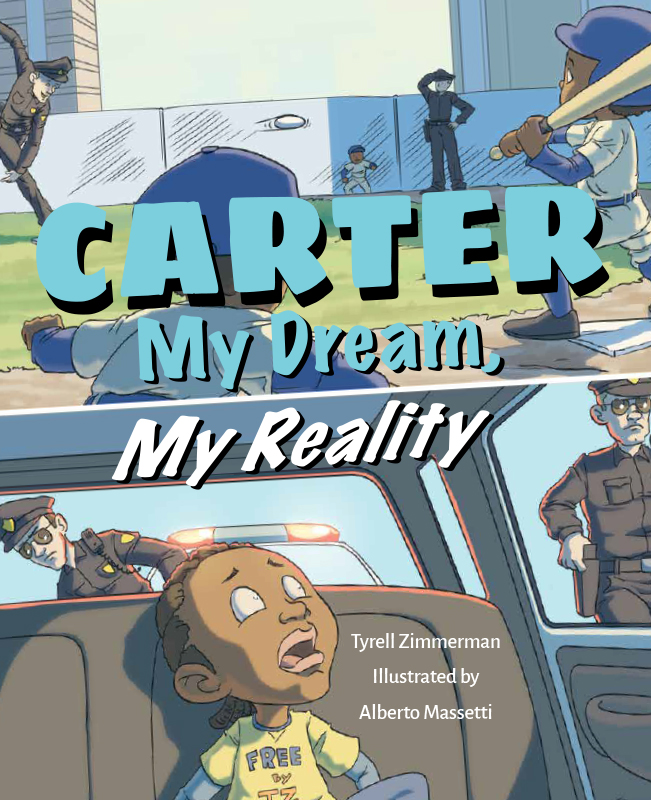 cartermydreammyreality_Webcover