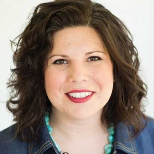 Hoos in the Kitchen Author Melissa Palombi