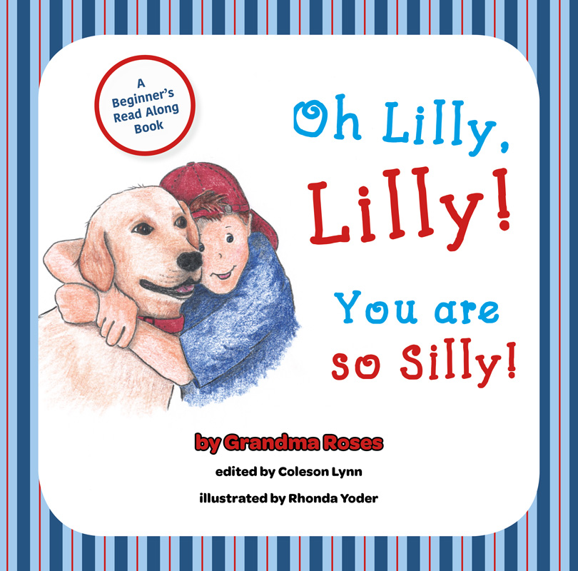 OhLillySilly_Cover