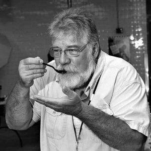 Souper Chefs Author Chef Wolfgang Geckeler