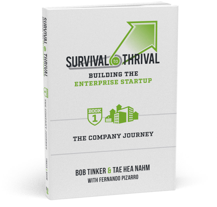 Survival to Thrival cover