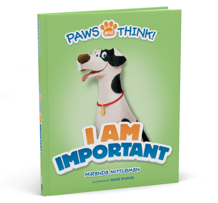 I Am Important cover