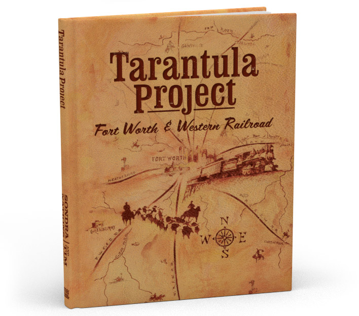 Tarantula Project Cover